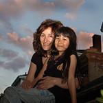 Lourdes & Lilly